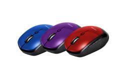 עכבר אופטי אלחוטי Lexma M330bk Wireless