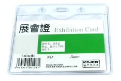 תגיות לזיהוי כרטיס ביקור גמיש - T-034
