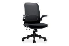 כסא מנהל/ת מקס דמוי עור WSK1001 שחור