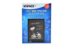 לוח ציור מסך LED גודל 10 אינטש