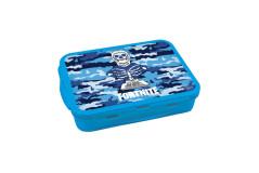 קופסת אוכל מחולקת עם קליפסים FORTNITE פורטנייט