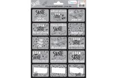 מסר בכריך - דגם SKATE 630020