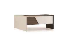 שולחן משרדי עם שלוחה  160 ס``מ EDUSSA צבע  UD