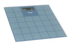 משקל אדם דיגיטלי דק HYUNDAI HASC-9370