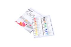 סט 24 צבעי אקריליק ART RANGER