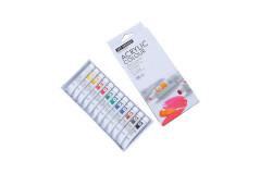 סט 12 צבעי אקריליק ART RANGER