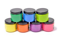 צבעי אקריליק אקזוטיק 200ml