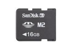 כרטיס זיכרון memory stick  M2-נפח 16GB  כולל מתאם