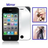שומר מסך עם מראה עבור iPhone 4