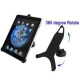 זרוע לרכב עבור iPAD עם סיבוב של 360 מעלות-שחור