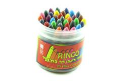 צבעי רינגו - סט 36 צבעים בקופסא