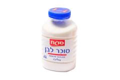 סוגת סוכר לבן בצנצנת 1 ק``ג
