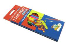סט 12 עפרונות צבעוניים -LEONARDO