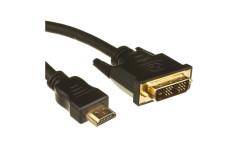 כבל DVI * HDMI-אורך 1.8 מטר