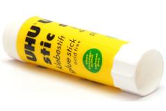 דבק שפתון UHU גדול 40 גרם