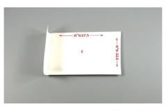 מעטפות מרופדות פצפץ גודל E-מידה 22.5X27.5 ס``מ