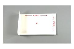 מעטפות מרופדות פצפץ גודל H-מידה 28X37 ס``מ