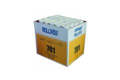 גלילי נייר למיכון - 57 מ``מ עם העתק כימי