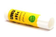 דבק שפתון UHU גדול 21 גרם