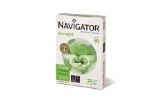 נייר צילום אקולוגי A4 NAVIGATOR - עובי 75 גרם נפוח