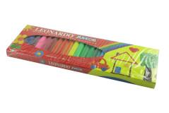פלסטלינה 24 צבעים 500 גרם