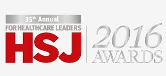 Winner of HSJ award 2016
