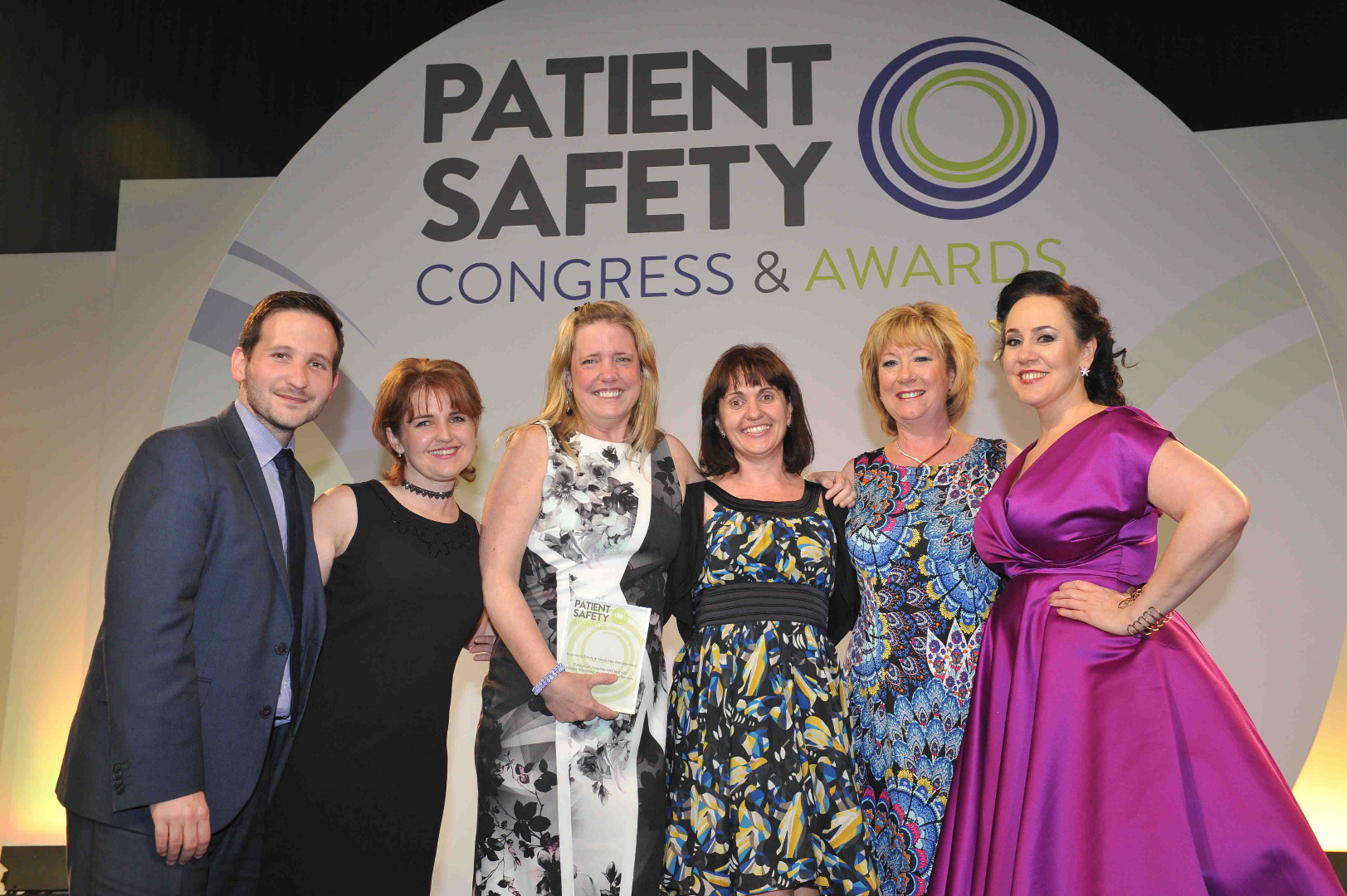 MISSION COPD win Patient Safety Award 2016