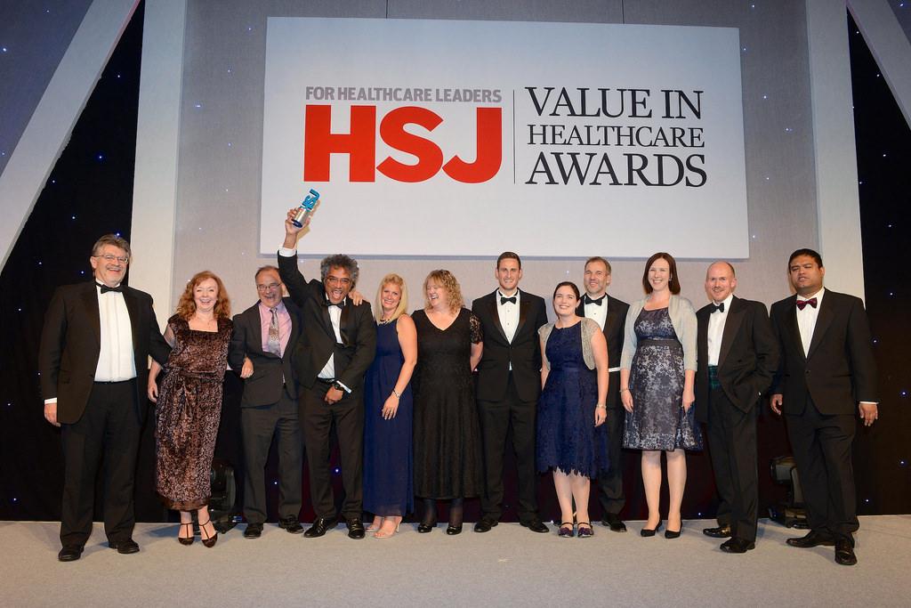 MISSION Asthma wins HSJ Value Award 2015 for Value in Diagnostics