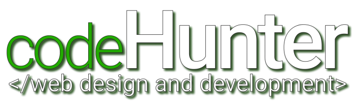 codehunter logo