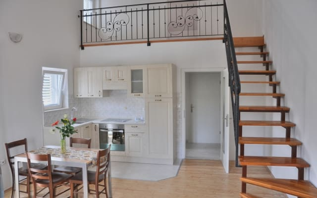 A2-Dream duplex apartment for 2+2 people