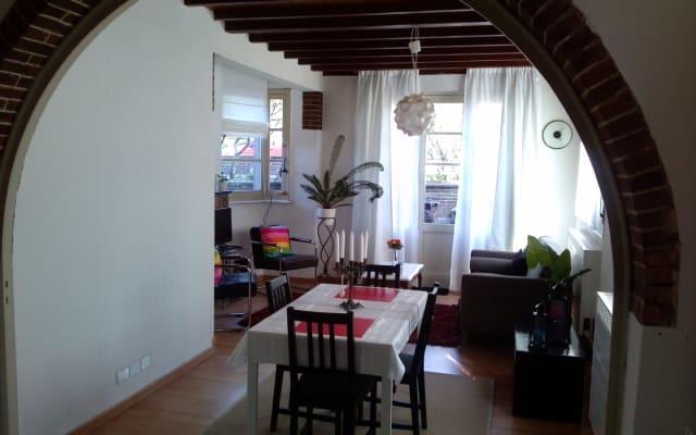 Apartamento com terraço / jardim