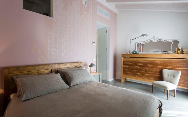 b&b A casa di Ita - Flower Room