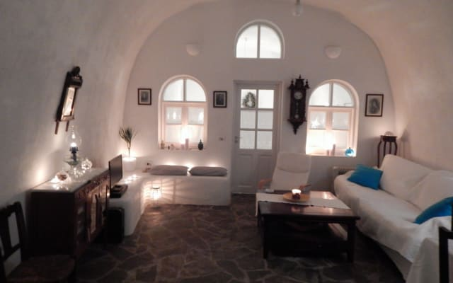 Traditional Bioclimatic Cave House