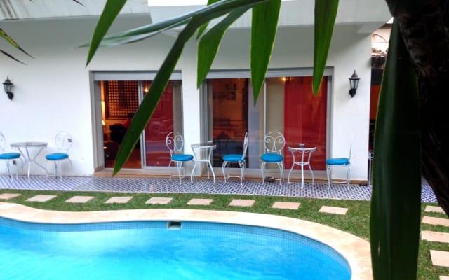 Magnifique villa Casablanca - Bed & Breakfast