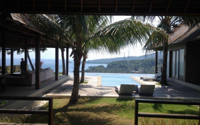 Senggigi Seaview Hill Villa