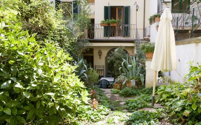 casa di annusca b & b seu quarto em Florença