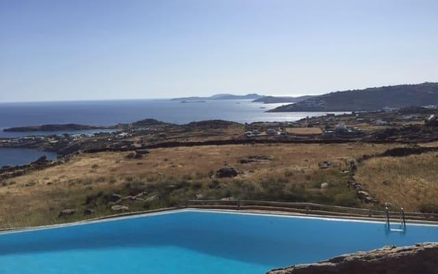 Romantic studio in Mykonos close to Jackie O beach