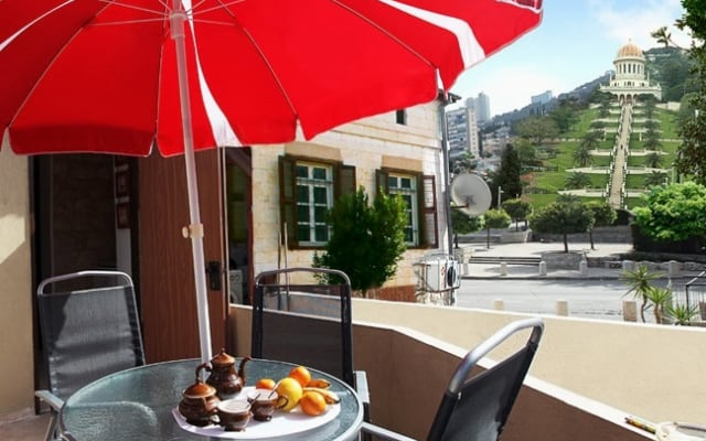 Quarto privado no centro de Haifa