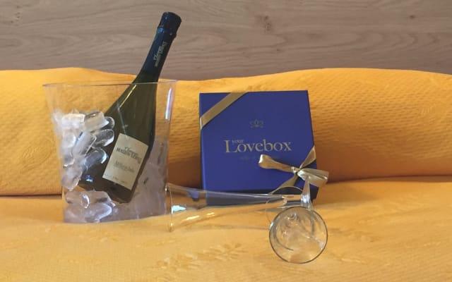 Romance en la Camarga, champaña y más ...!