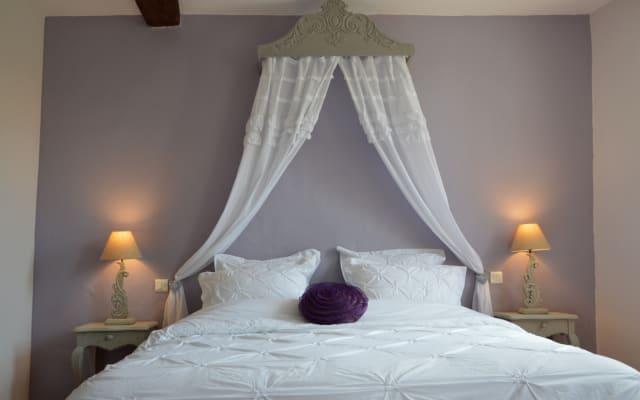 Una habitación romántica y auténtica: Nuage de Plumes