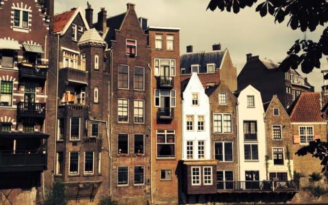 Habitación encantadora en el área histórica de Delfshaven