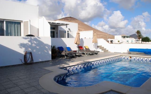 Casita Canaria & Studio mit privatem beheiztem Salzwasserpool.