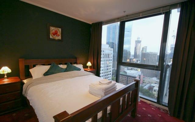 Melbourne City Apartment
