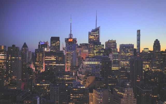 See the heart of Manhattan!