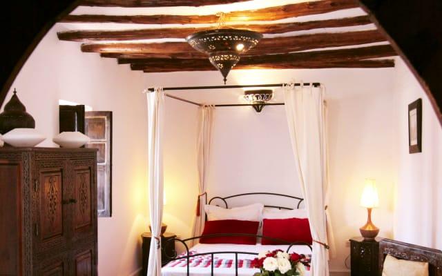 magnifique chambre dan la medina