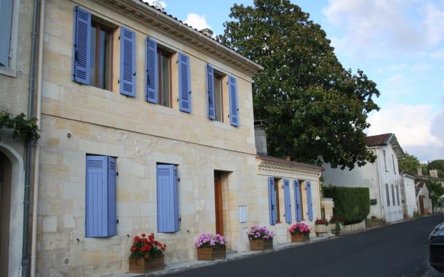 Roque Pigeon Estuaire de la Gironde
