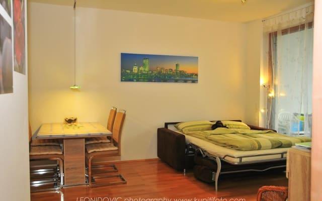NOVO: Guest bed no UNI CAMPUS RIEDBERG ★★★
