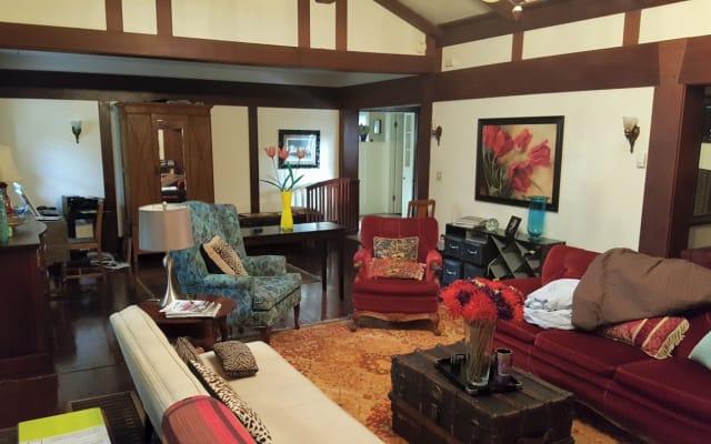 Balboa Park / Hillcrest Retreat