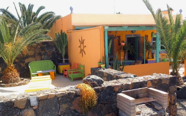 Charming House in Lajares with private Pool