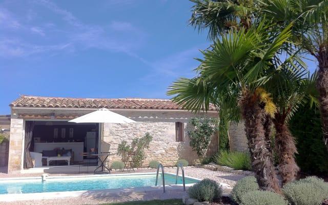 Einzelhaus mit Charme - Gordes - Privates Schwimmbad, sehr ruhig...